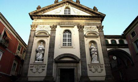 Chiesa Dell'Annunziata Di Capua