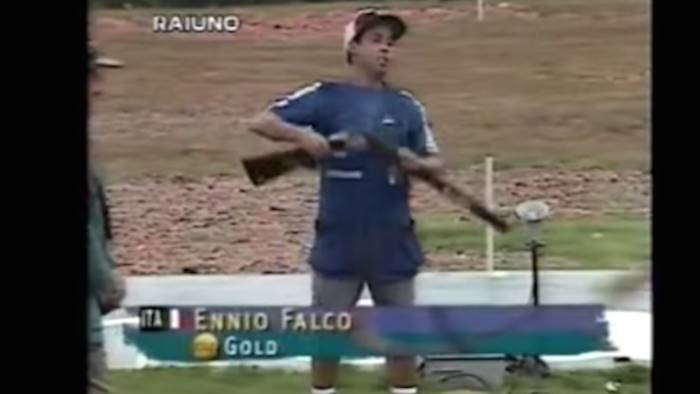Ennio Falco vinse la medaglia d'oro alle Olimpiadi di Atlanta 1996