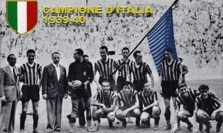 Carmelo Buonocore militava nell'Inter Campione d'Italia 1939-40.