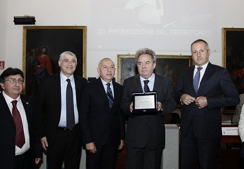 Ferdinando Palasciano - il premio conferito dall'associazione