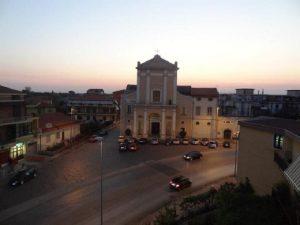La Fiera di Santo Stefano si svolge nell'area antistante la chiesa.