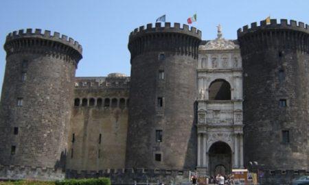 Bartolomeo di Capua - Maschio Angioino