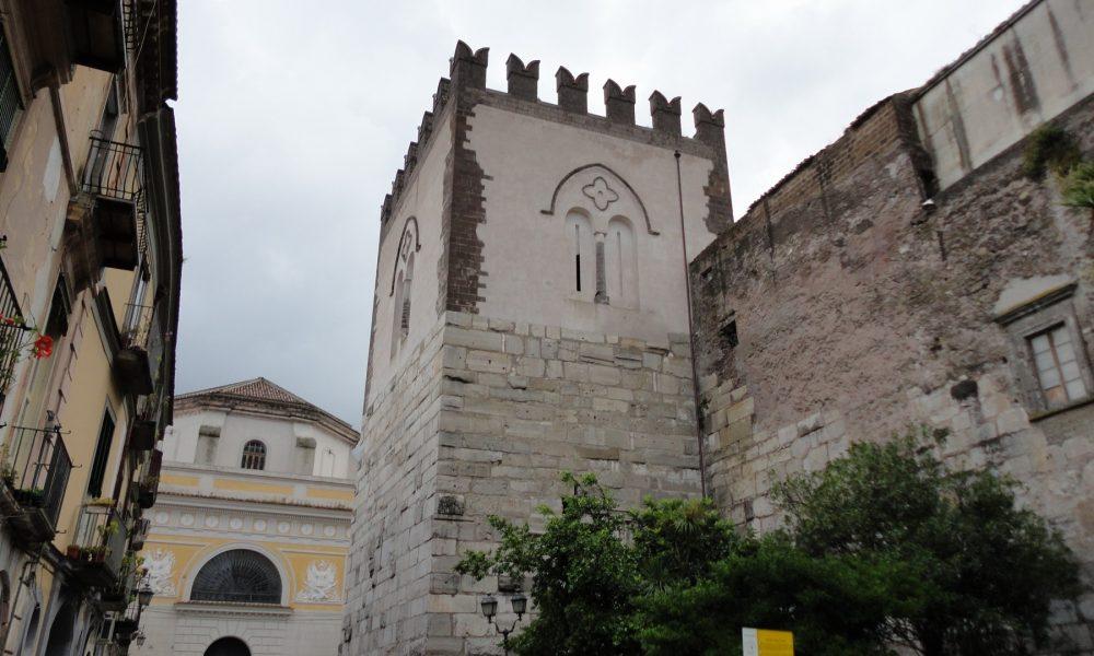 veduta del Castello Dei Normanni Capua