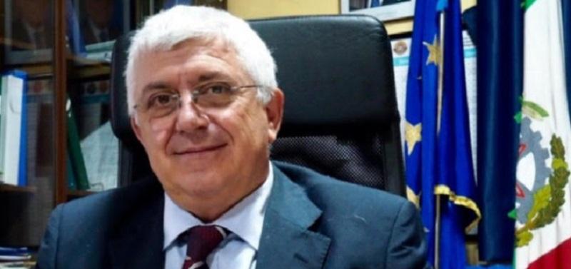 Piero Pelù - il dirigente scolastico Giovanni Di Cicco