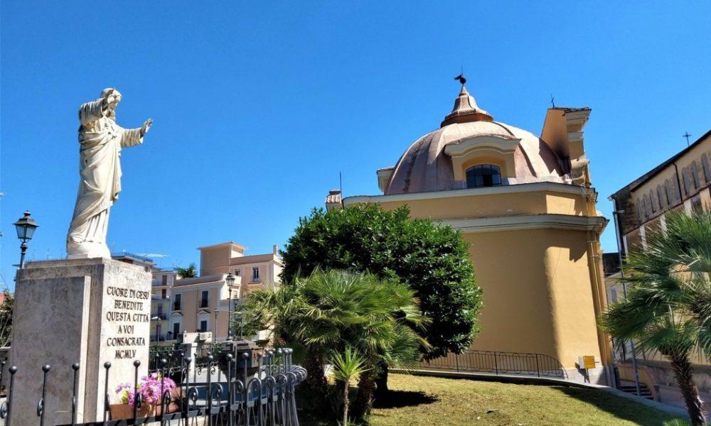 Santella di Capua - Statua