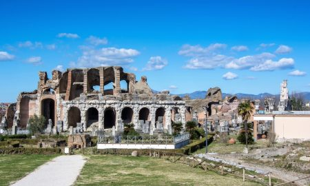 anfiteatro capuano