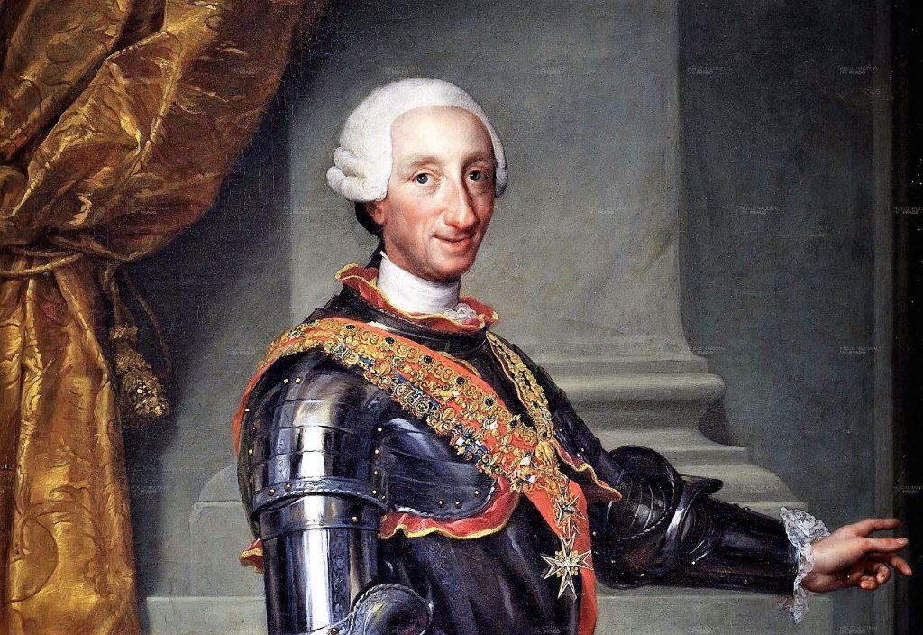Fantasma di Ferdinando IV