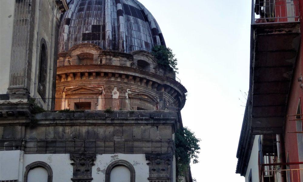 cupola della chiesa dell'annunziata