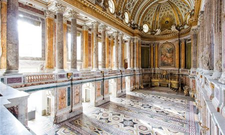 foto della cappella palatina