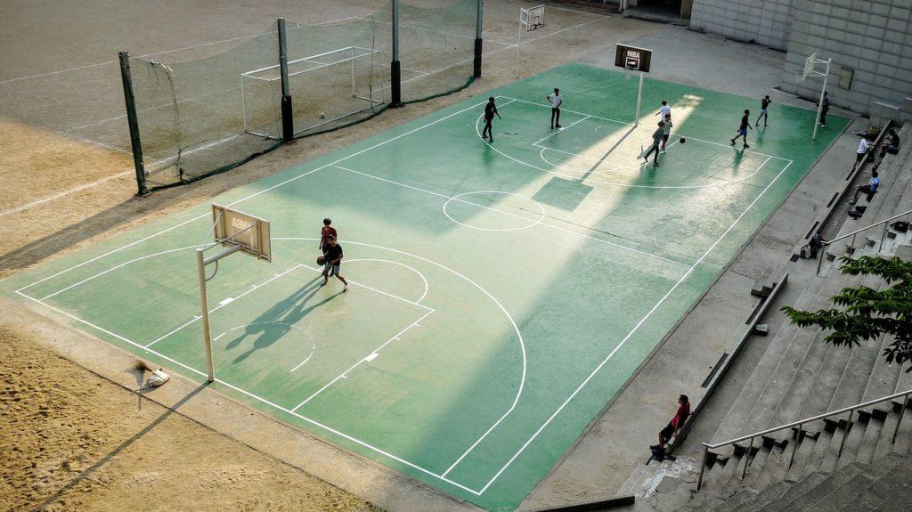 Campo Tam Tam Basket