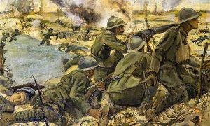 Una mostra sulla Prima guerra mondiale