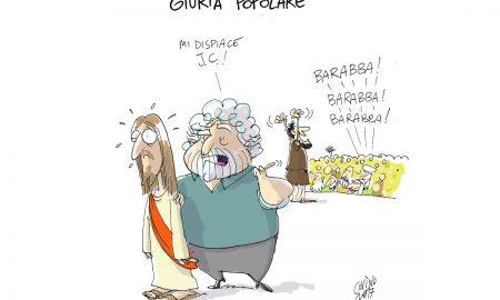Giuria Popolare di Giancarlo Covino