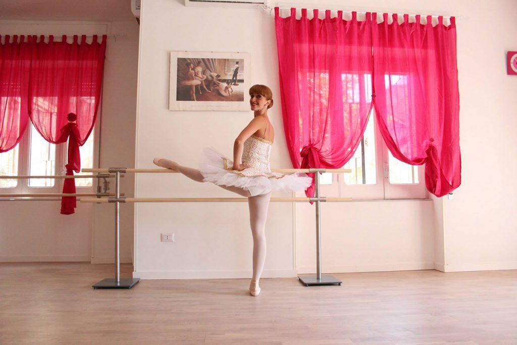 Magda Diodato: ama la danza e la insegna a Caserta