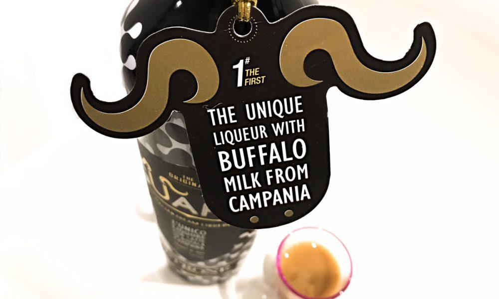 Etichetta del Liquore Guappa