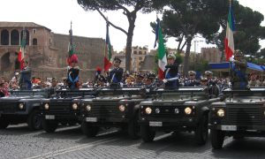Giornata dell' Unità Nazionale e delle Forze Armate