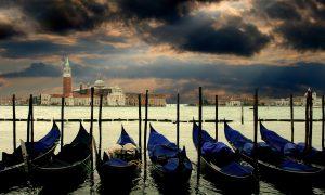 Un'immagine di Venezia