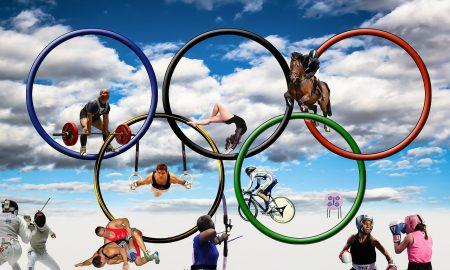 Alcuni degli sport olimpici