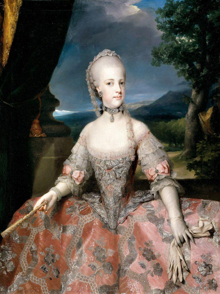 Ritratto Maria Carolina