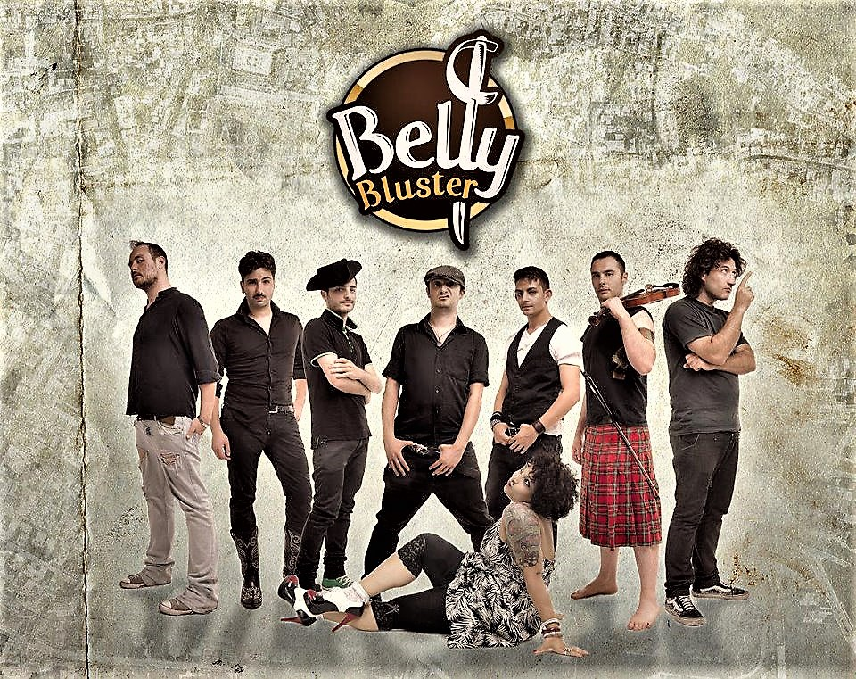 I belly bluster, progetto antecedente ai Fall Has Come