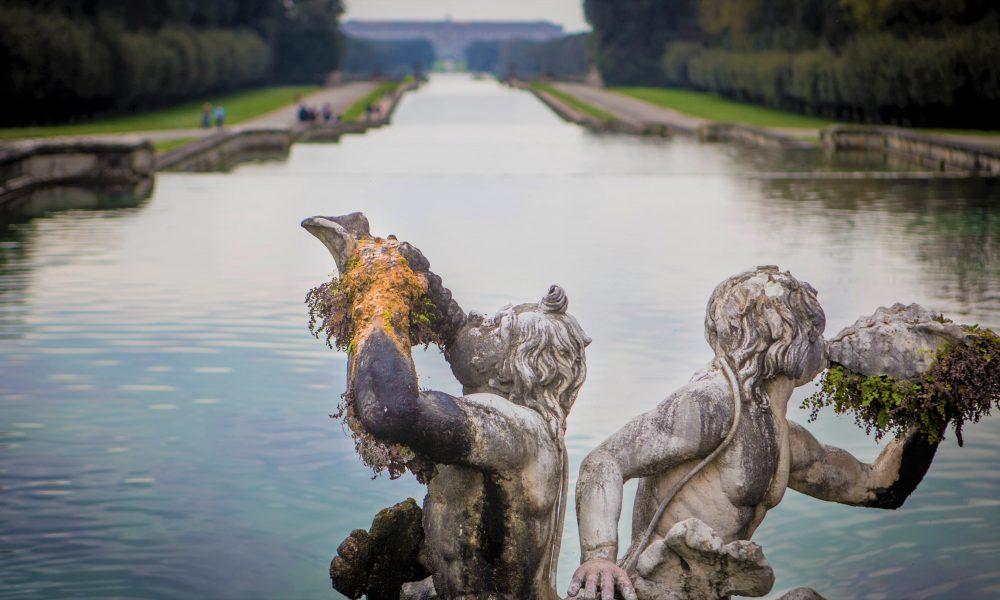 Il parco della Reggia tra i più visitati in Italia