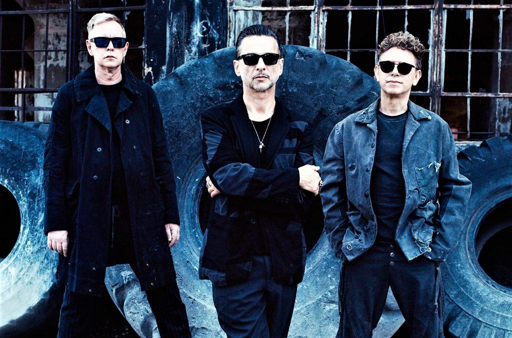 i depeche mode protagonisti di inside 2018