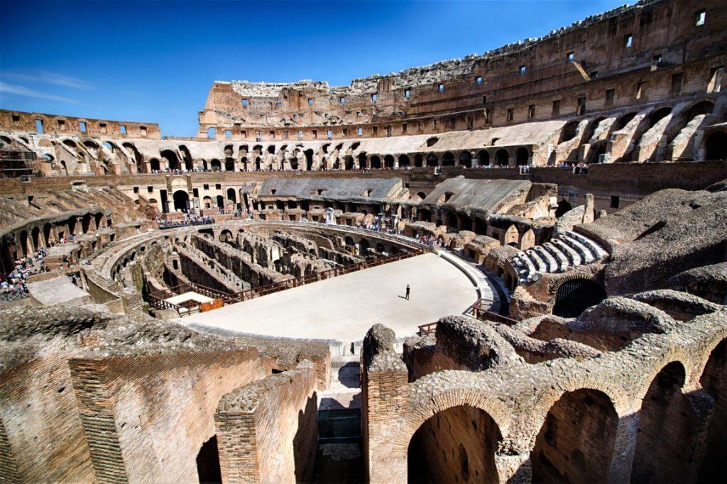 Il Colossei il museo più visitato in Italia