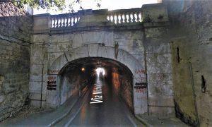 Il ponte di ercole: via d'accesso per caserta