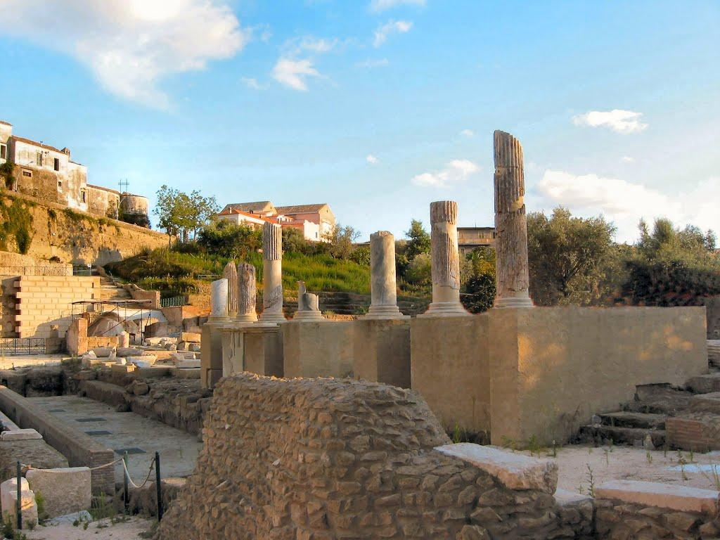 resti delle colonne