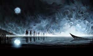 storie di fantasmi al lago di vairano