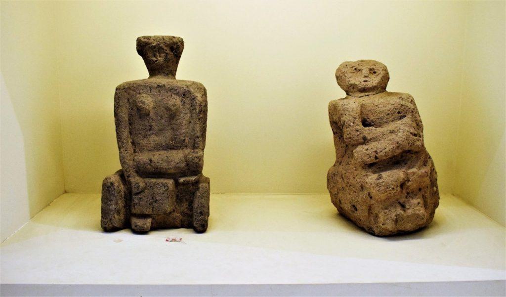 la collezione del museo campano di capua