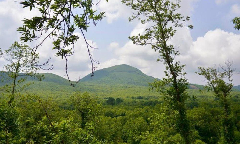 Vulcano di Roccamonfina ( foto di Carlitosbig)