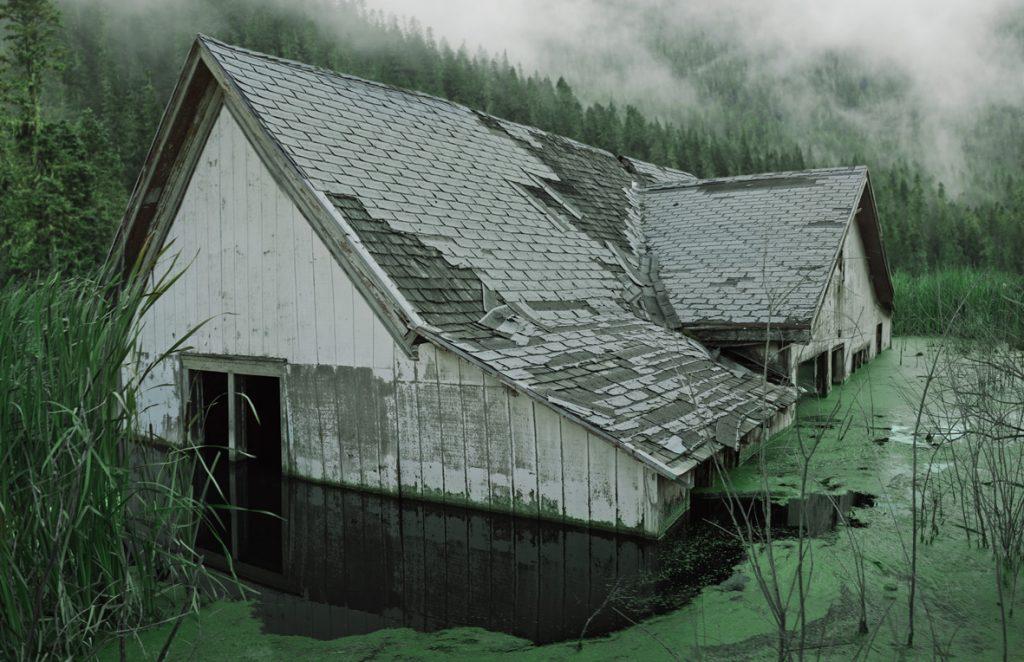 casa sommersa
