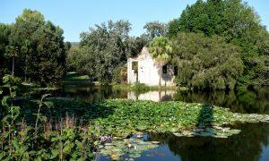 angolo di paradiso alla reggia di caserta: il giardino inglese