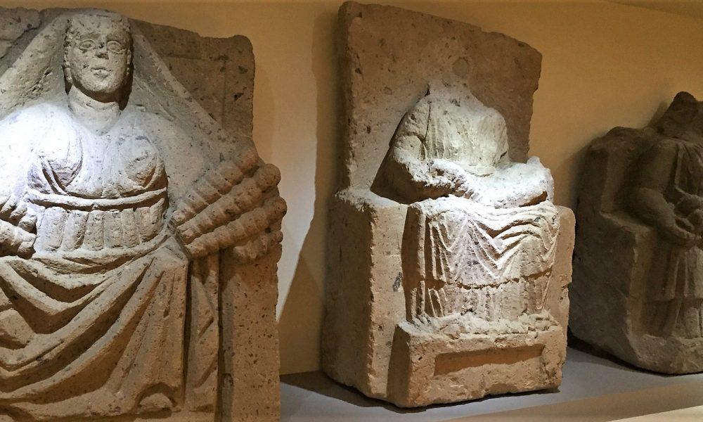 sezione del museo campano di capua