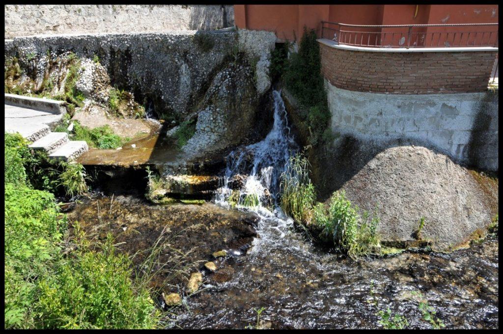 le sorgenti di Triflisco