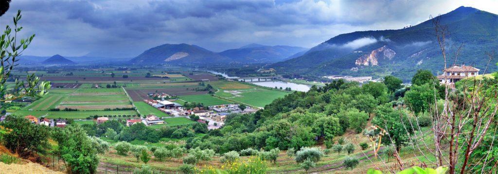 le colline di Bellona
