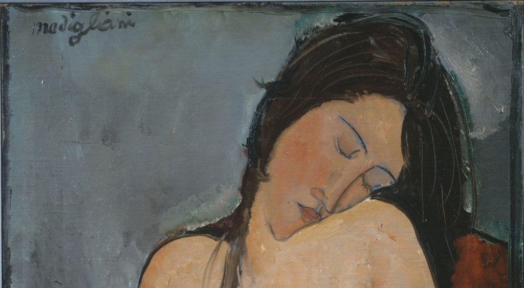 Modigliani opera alla reggia di caserta
