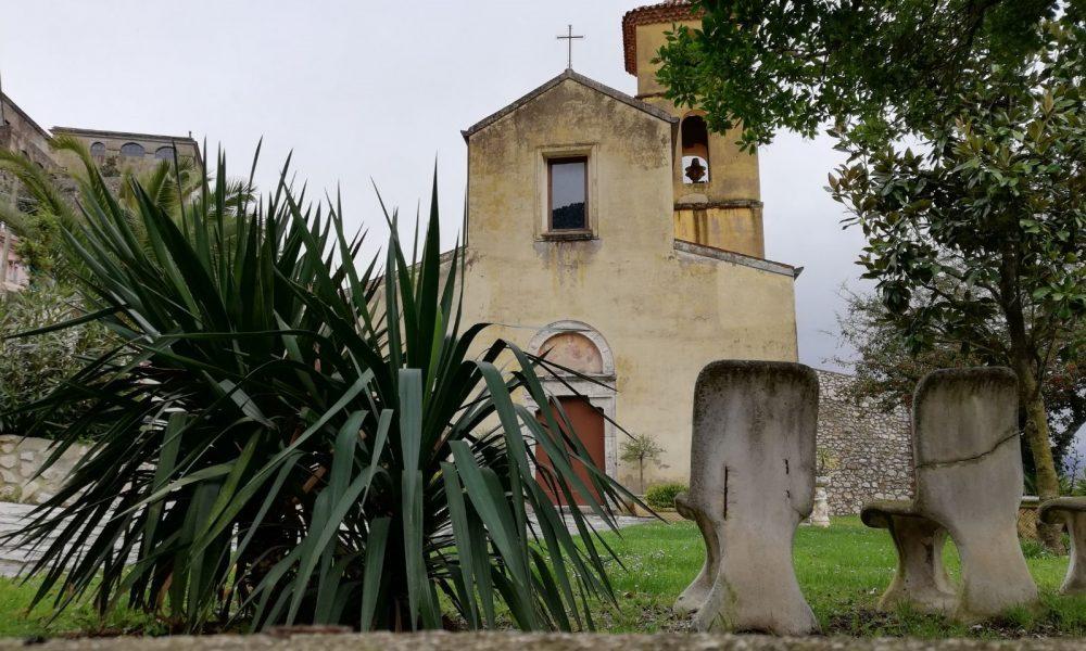 Chiesa di San Nicola a Presenzano....