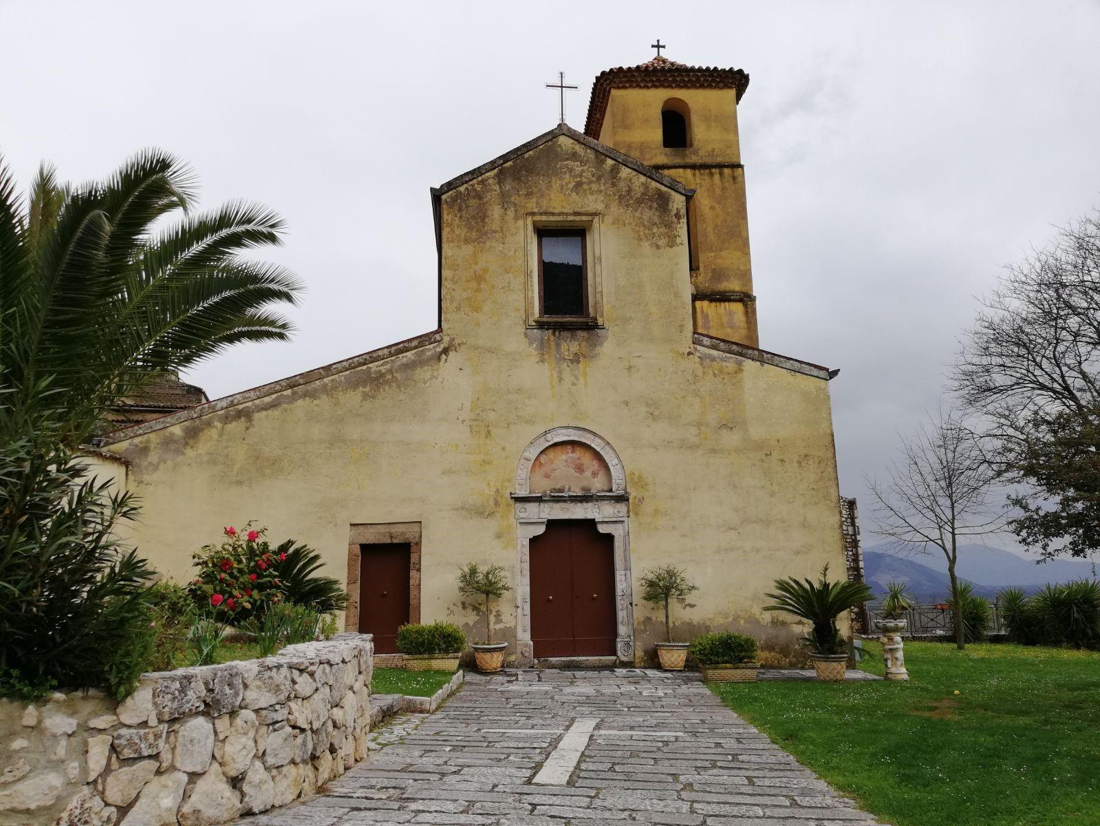Chiesa di San Nicola a Presenzano