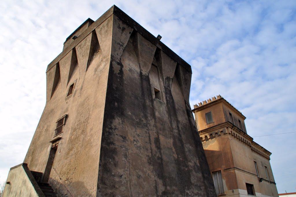 Veduta della Torre di Patria (foto di Luca Colutta)