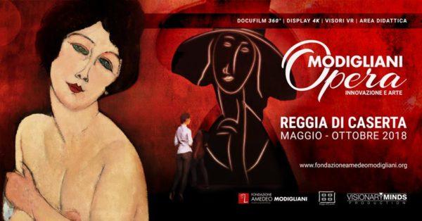 Modigliani Opera Reggia Di Caserta 600x314