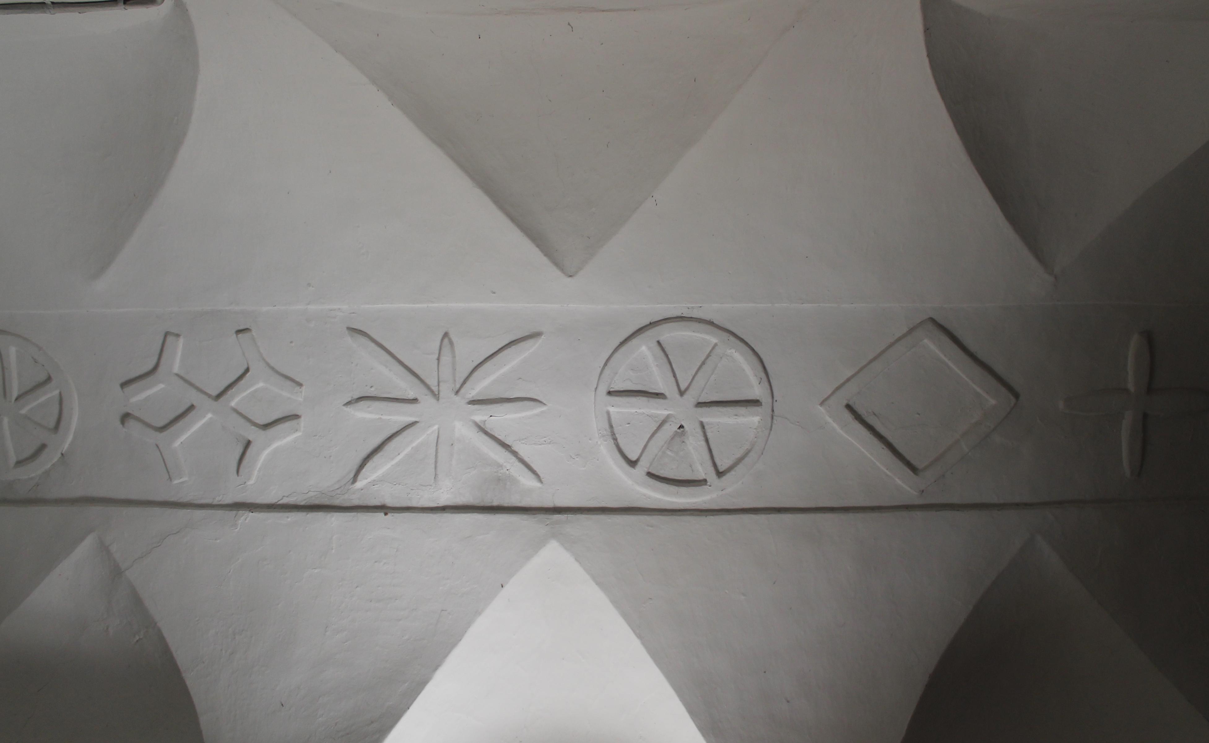 Simboli Sagrestia