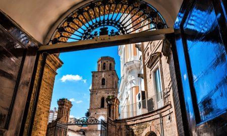 Campanile normanno della Cattedrale di San Paolo ad Aversa - Giacomo Diego Diana