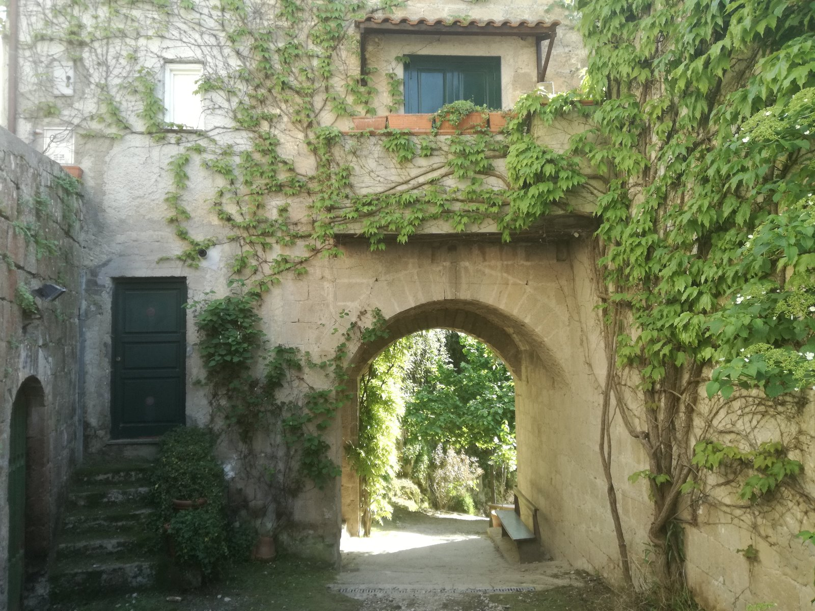 Cascata Conca Della Campania Casa Del Mugnaio