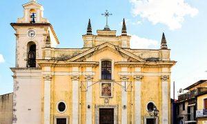 Facciata esterna della Cattedrale di Alife