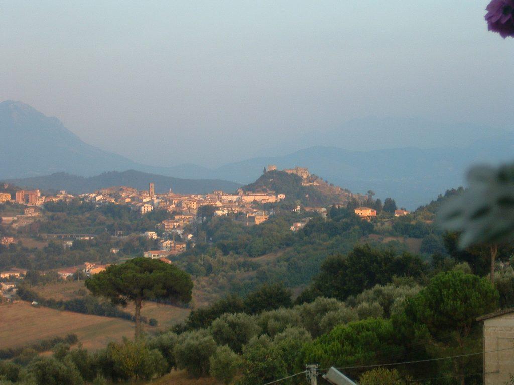 Caiazzo Panorama
