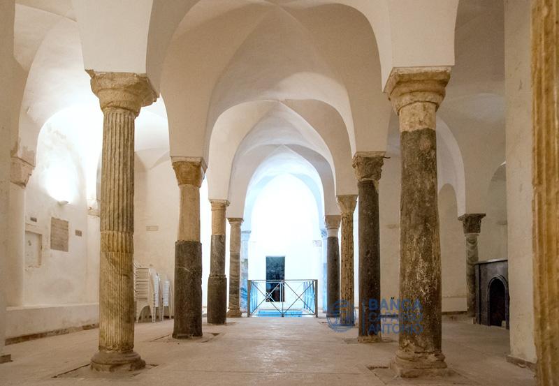 Cripta Normanna Cattedrale Di Alife