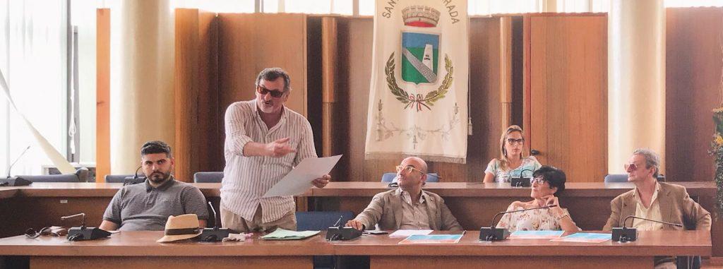 I rappresentanti dell'amministrazione