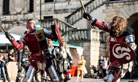 a Caiazzo la rievocazione medievale