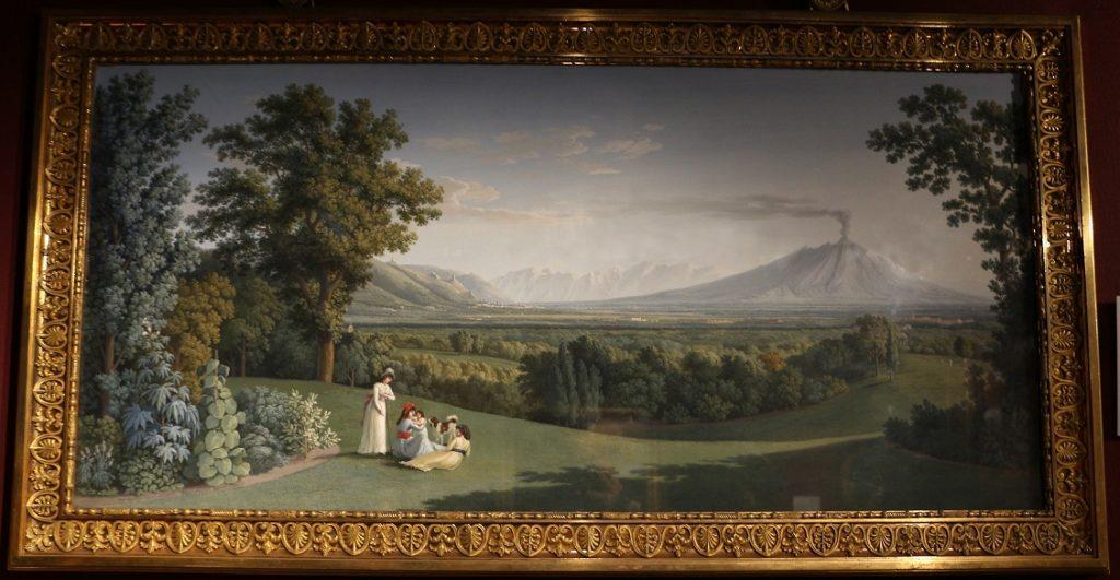 Jacob Philipp Hackert, Giardino Inglese Di Caserta (reggia Di Caserta)